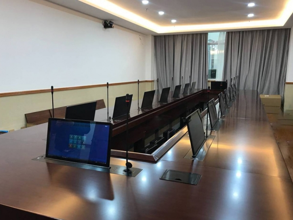 蚌埠市某学院数字化会议室